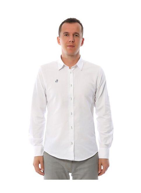 Collezione Erkek Gömlek Beyaz