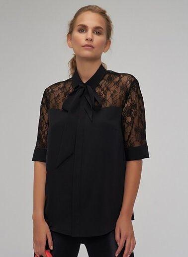 Kadın Kısa Kollu Gömlek Modelleri Online Satış