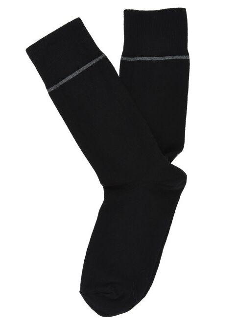Pixter\u0026Bro Erkek 3'lü Çorap Siyah İndirimli Fiyat