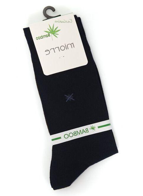 Miorre Erkek Bambu Çorap Lacivert. İndirimli Fiyat