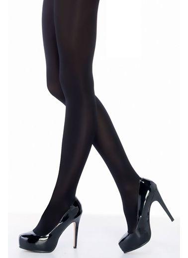 Penti Kadın Külotlu Çorap Siyah