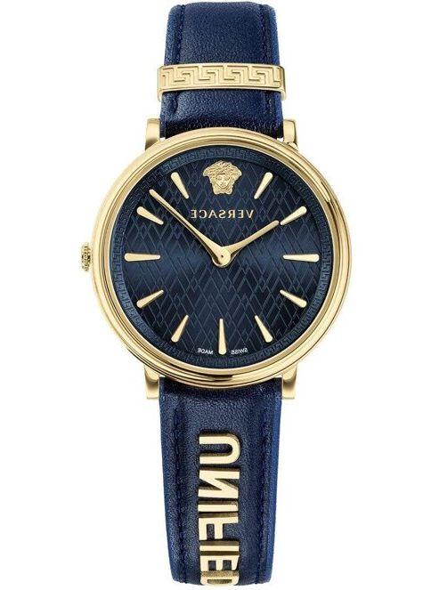Versace Kadın Saat Lacivert İndirimli Fiyat