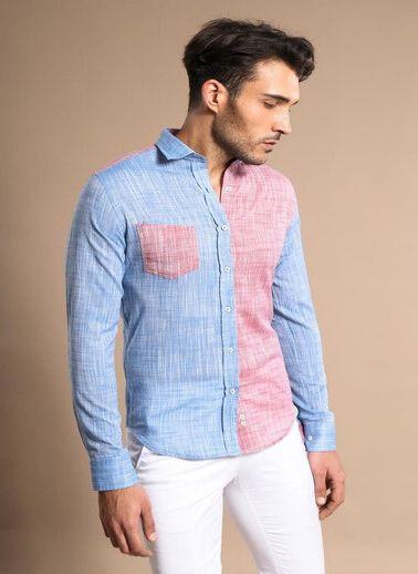 Erkek Keten Gömlek Modelleri Online Satış